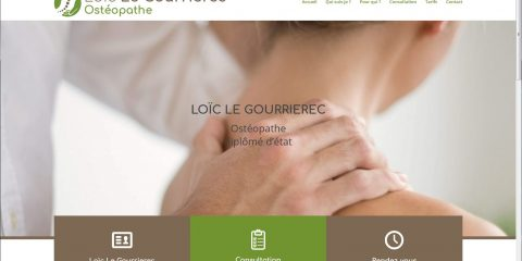 Le Gourrierec – Ostéopathe