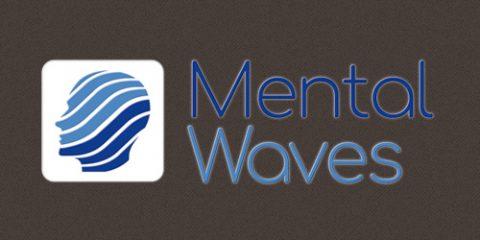 Logotype MENTAL WAVES