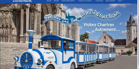 Le petit train de Chartres